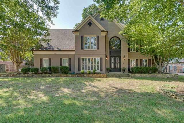 9843 S Houston Oak Dr, Germantown, TN 38139 (#10107925) :: J Hunter Realty