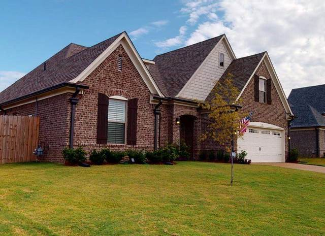 55 Cypress Point Rd, Oakland, TN 38060 (#10108859) :: The Wallace Group at Keller Williams