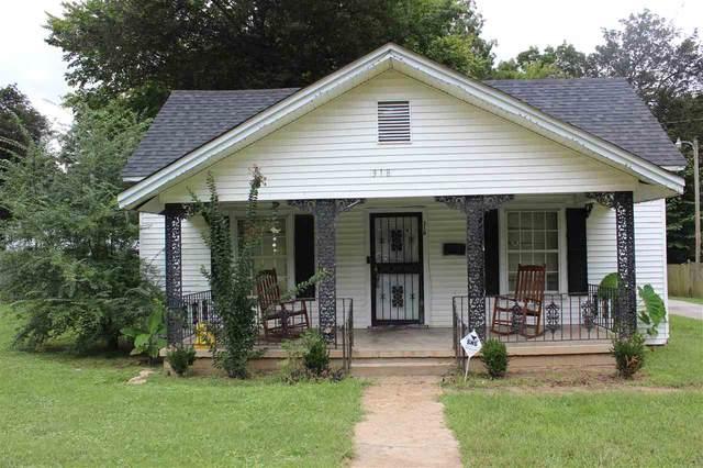 318 Elm St, Covington, TN 38019 (#10109124) :: RE/MAX Real Estate Experts