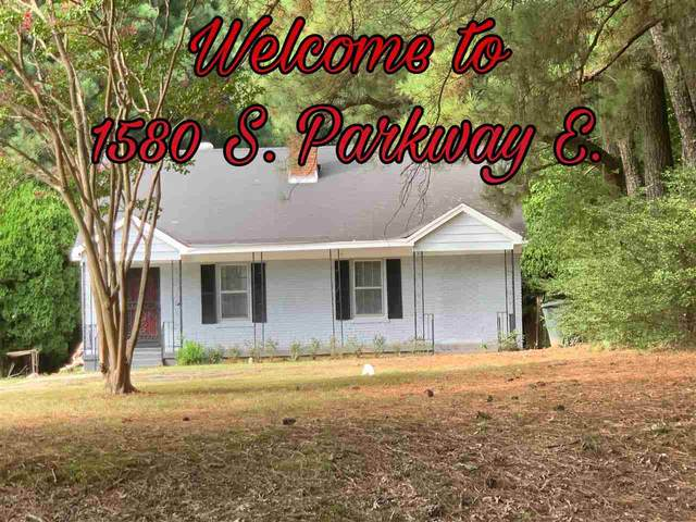 1580 S Parkway St E, Memphis, TN 38106 (#10109393) :: The Wallace Group - RE/MAX On Point
