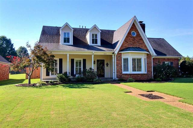 155 W Nolley Dr, Collierville, TN 38017 (MLS #10109620) :: Your New Home Key