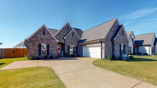 6439 Creekside Lake Cv N, Arlington, TN 38002 (MLS #10109676) :: Your New Home Key