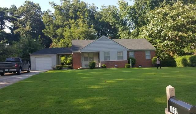 1080 Blanchard Rd, Memphis, TN 38116 (MLS #10110067) :: Area C. Mays | KAIZEN Realty