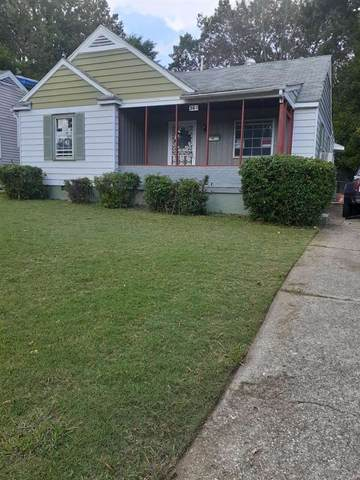 36 E Frank Ave, Memphis, TN 38109 (MLS #10110076) :: Your New Home Key