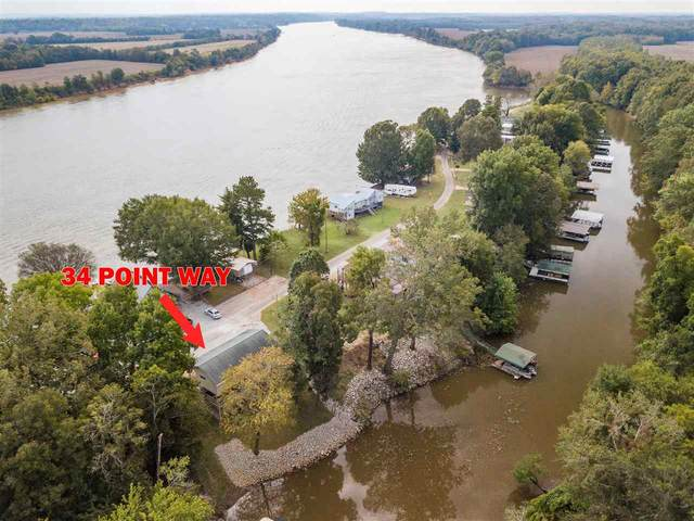 34 Point Way, Saltillo, TN 38370 (#10110553) :: RE/MAX Real Estate Experts