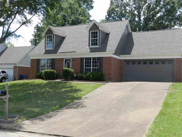 40 Center Oak Dr, Oakland, TN 38060 (#10027031) :: The Wallace Group - RE/MAX On Point