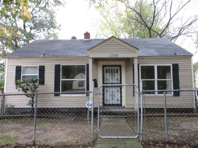 1286 E Barron Cir, Memphis, TN 38111 (#10029388) :: The Melissa Thompson Team