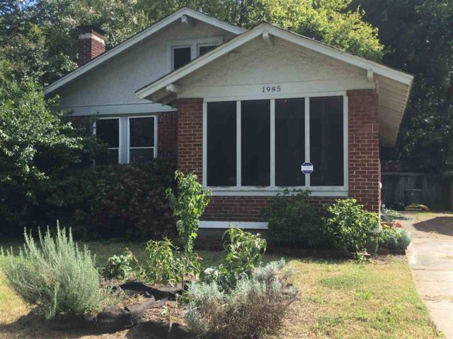 1985 Walker Ave, Memphis, TN 38104 (#10036614) :: JASCO Realtors®