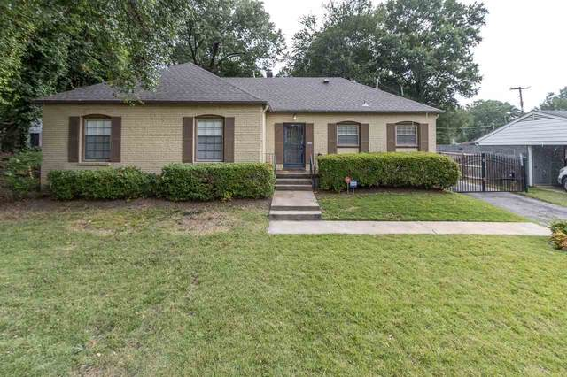 287 N White Station Rd, Memphis, TN 38117 (MLS #10077546) :: The Justin Lance Team of Keller Williams Realty