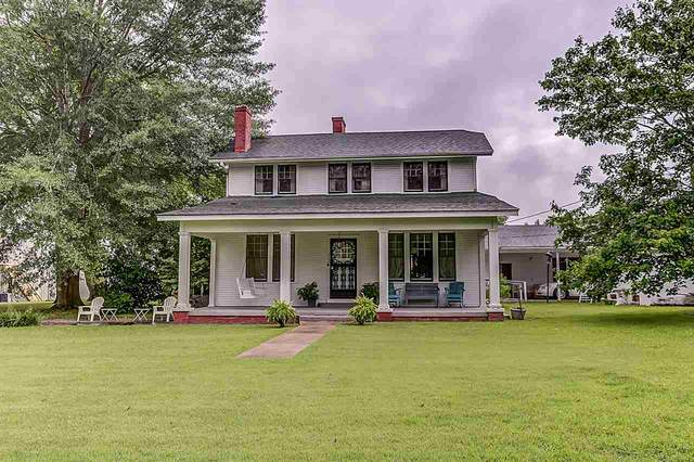 115 Wolf St, Hickory Flat, MS 38633 (#10079000) :: J Hunter Realty