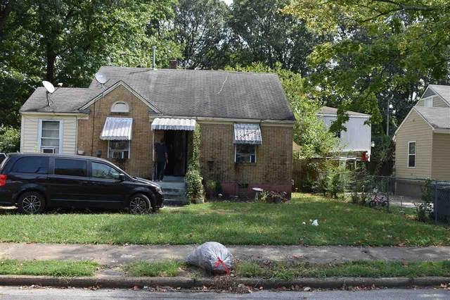 1362 Salem St, Memphis, TN 38122 (#10085295) :: Bryan Realty Group