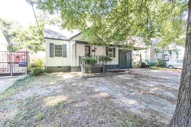 703 N Holmes St, Memphis, TN 38122 (#10086219) :: J Hunter Realty