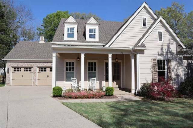 142 Serenbe Cv, Collierville, TN 38017 (#10091704) :: RE/MAX Real Estate Experts
