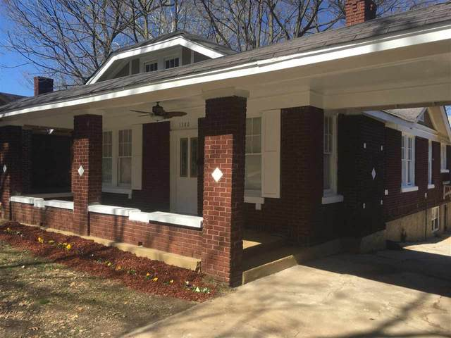 1382 S Parkway Ave E, Memphis, TN 38106 (#10093889) :: RE/MAX Real Estate Experts