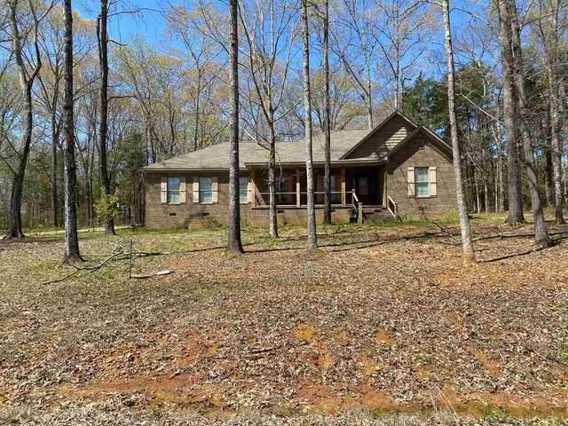 45 Hawthorne Ln, Savannah, TN 38372 (#10094072) :: The Home Gurus, Keller Williams Realty