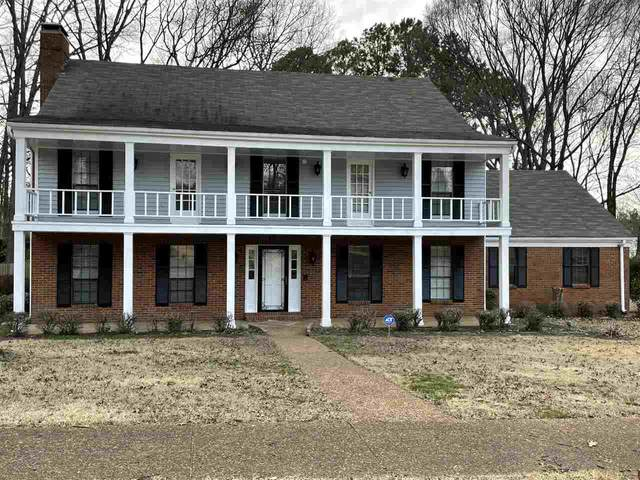 2641 Countrywood Pky, Memphis, TN 38016 (#10094365) :: The Wallace Group - RE/MAX On Point