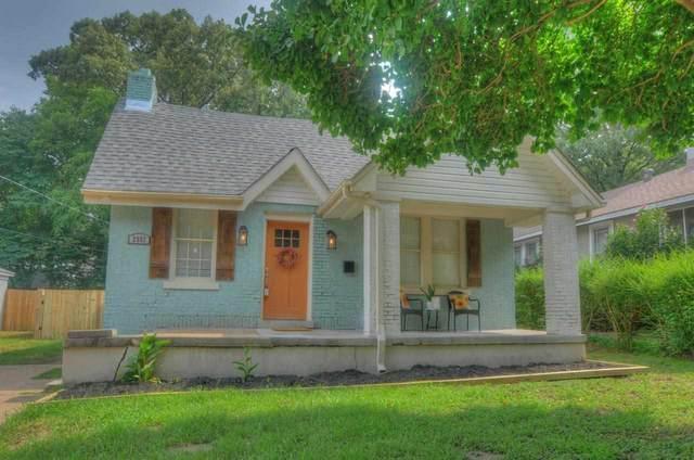 2551 Everett Ave, Memphis, TN 38112 (#10094841) :: Area C. Mays | KAIZEN Realty