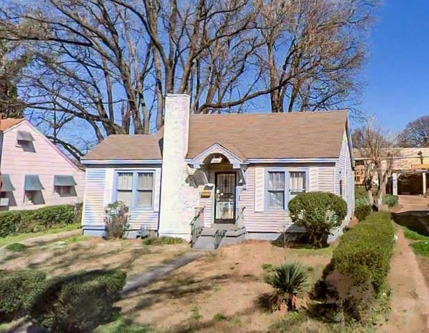 2584 Malone Ave, Memphis, TN 38114 (#10097364) :: Faye Jones | eXp Realty