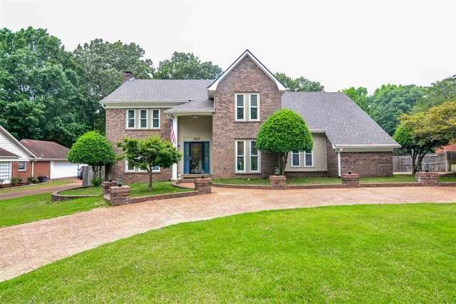 2957 Woffington Ln, Germantown, TN 38138 (MLS #10099200) :: Gowen Property Group | Keller Williams Realty