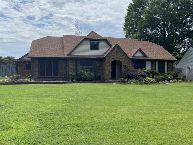 1459 Stonegate Pass, Germantown, TN 38138 (#10101586) :: All Stars Realty