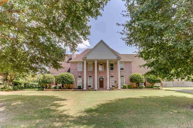 2664 Dibrell Trail Dr, Collierville, TN 38017 (MLS #10103968) :: Area C. Mays | KAIZEN Realty
