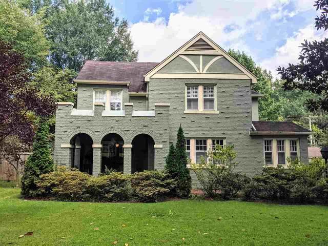 714 West Dr, Memphis, TN 38112 (#10106975) :: The Home Gurus, Keller Williams Realty