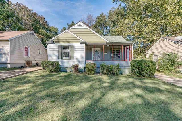 36 E Frank Ave, Memphis, TN 38109 (MLS #10110076) :: Area C. Mays | KAIZEN Realty
