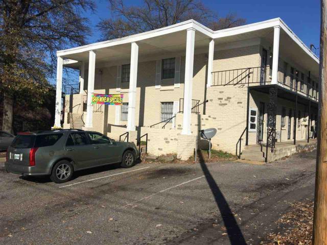 1056 Poplar Ave, Memphis, TN 38105 (#10031273) :: All Stars Realty