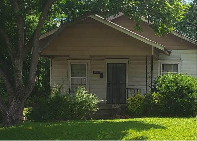 1436 Maplewood St, Memphis, TN 38108 (#10076902) :: The Melissa Thompson Team