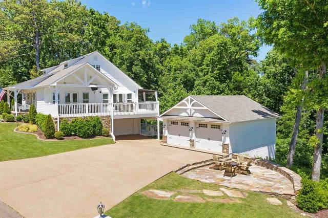 455 Lakeshore Dr, Counce, TN 38326 (#10099350) :: The Melissa Thompson Team