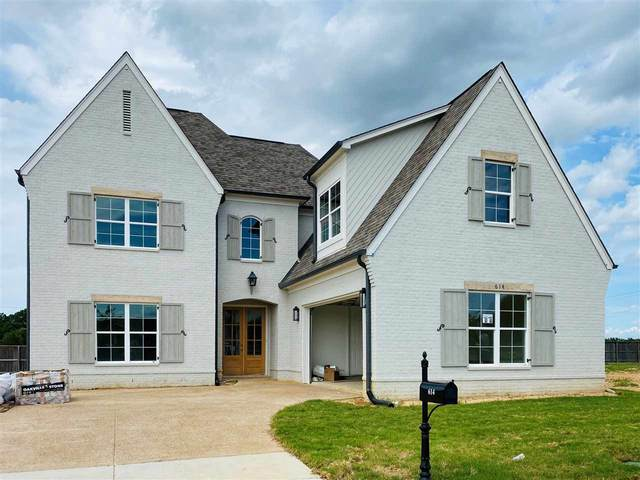 614 Covington Walk Ln N, Collierville, TN 38017 (#10072727) :: All Stars Realty