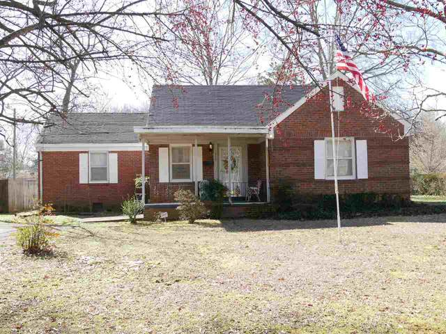 1040 W Main St, Brownsville, TN 38012 (#10071393) :: The Wallace Group - RE/MAX On Point