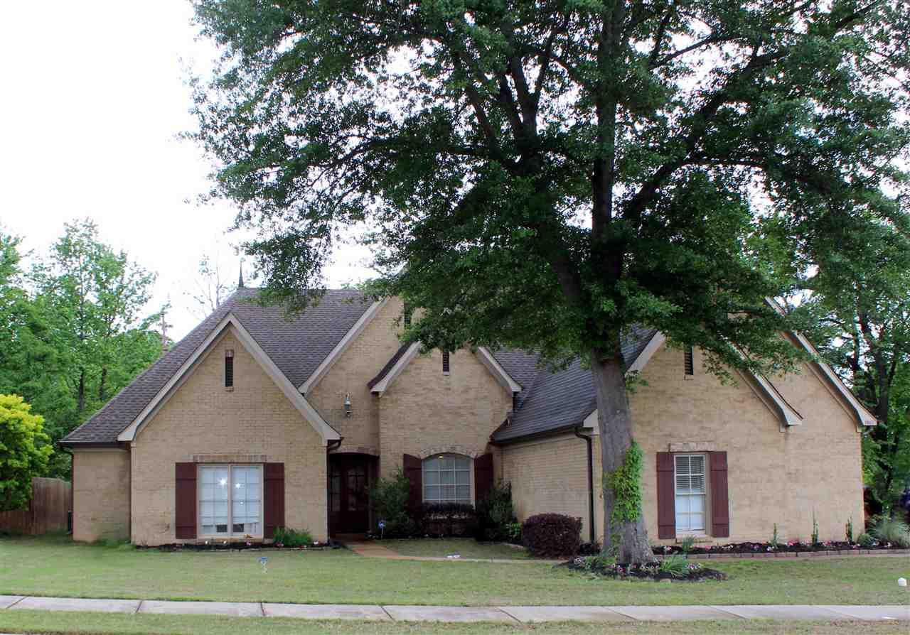 4801 Ross Hollow Dr, Bartlett, TN 38002 (#10000619) :: The Wallace Team - RE/MAX On Point