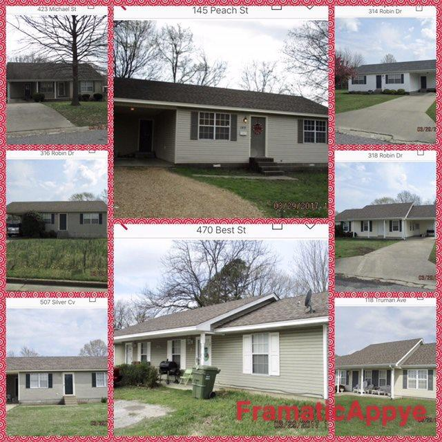 7 Investment Package St, Ripley, TN 38063 (#10002672) :: RE/MAX Real Estate Experts