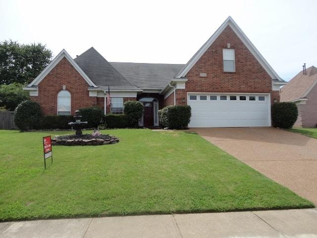 5045 Wolfchase Farms Pky, Bartlett, TN 38002 (#10004975) :: ReMax On Point