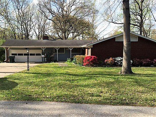 2690 N Lake Shore Dr, Memphis, TN 38127 (#10005145) :: ReMax On Point