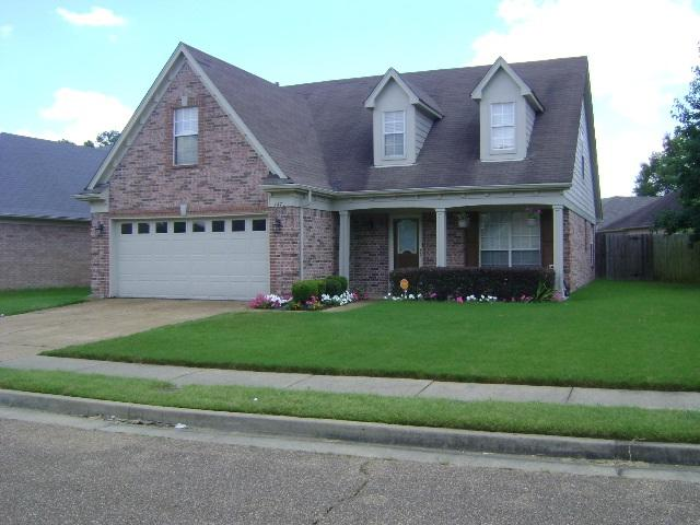 4470 Lunsford Dr, Unincorporated, TN 38125 (#10005818) :: The Wallace Team - RE/MAX On Point