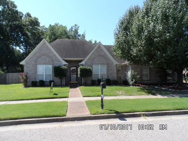 11773 Village Center Dr, Arlington, TN 38002 (#10007428) :: RE/MAX Real Estate Experts