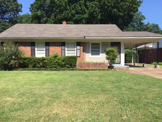 1536 Welsh Rd, Memphis, TN 38117 (#10007786) :: RE/MAX Real Estate Experts