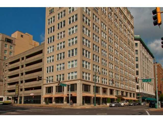 66 Monroe Ave #402, Memphis, TN 38103 (#10008368) :: The Wallace Team - RE/MAX On Point