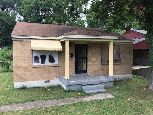 276 W Frank Ave, Memphis, TN 38109 (#10009581) :: The Wallace Team - RE/MAX On Point