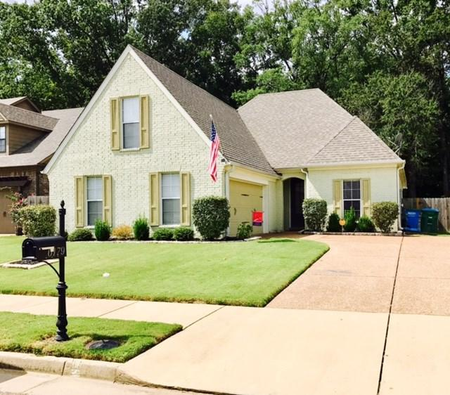 6179 Lubiani Valley Dr, Arlington, TN 38002 (#10011607) :: RE/MAX Real Estate Experts