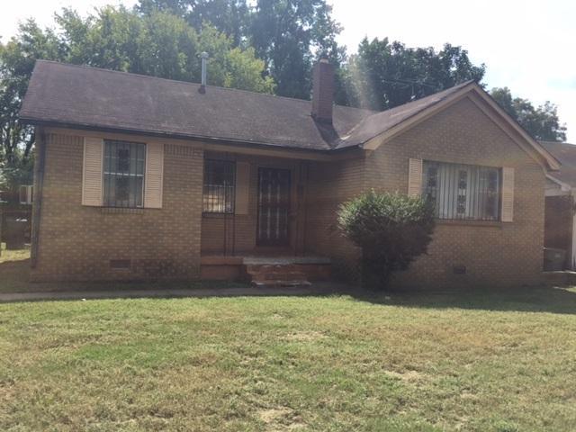 1943 N Clovia Ln, Memphis, TN 38114 (#10012066) :: Eagle Lane Realty