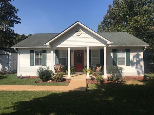 1020 Neill Cemetery Rd, Savannah, TN 38372 (#10012422) :: The Wallace Team - RE/MAX On Point