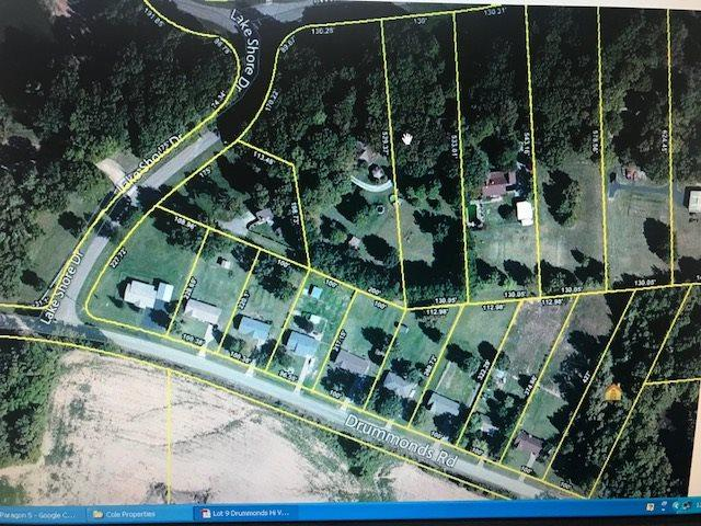 LOT 9 Drummonds Rd, Unicorp/Drummonds, TN 38023 (#10014427) :: The Wallace Team - RE/MAX On Point