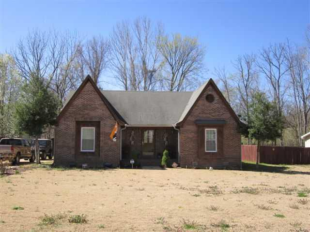 636 Hanna Drive Dr, Ripley, TN 38063 (#10014583) :: The Wallace Team - RE/MAX On Point