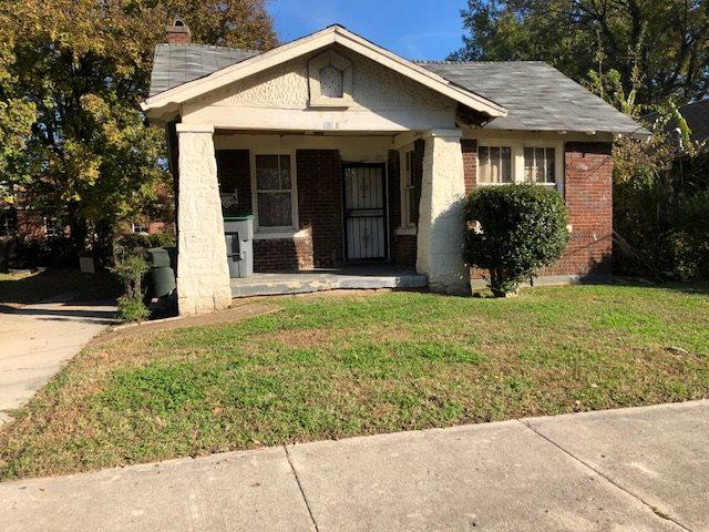 1156 Melrose St, Memphis, TN 38106 (#10015848) :: Eagle Lane Realty