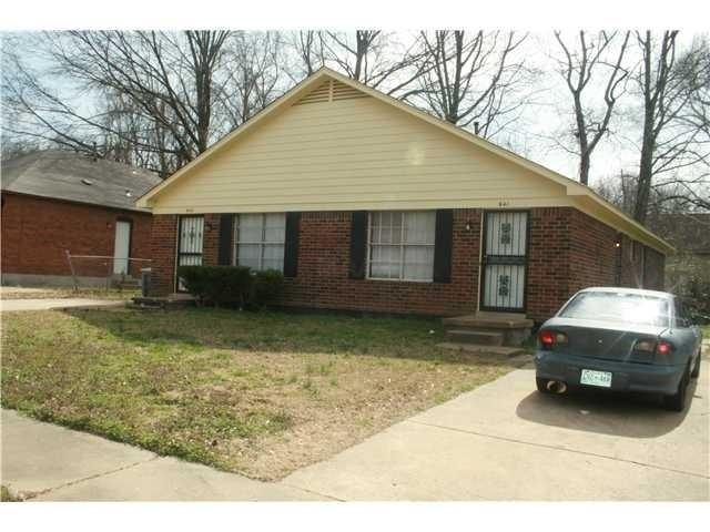 641 Mcwhirter Ave, Unincorporated, TN 38127 (#10016113) :: RE/MAX Real Estate Experts
