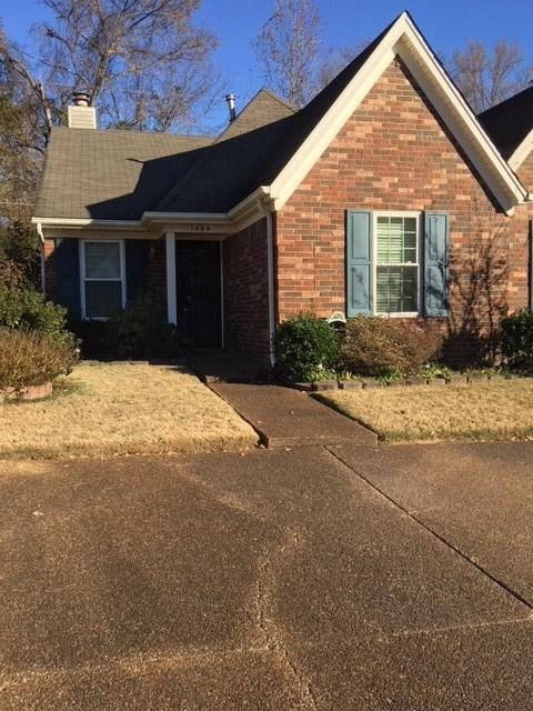 1494 Beaver Trail Dr, Memphis, TN 38016 (#10016633) :: The Wallace Team - RE/MAX On Point