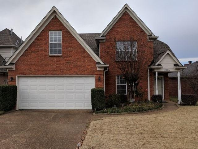 4115 Persimmon Hill Cv, Bartlett, TN 38135 (#10016745) :: Berkshire Hathaway HomeServices Taliesyn Realty